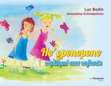 illustration de livre Ho'oponopono expliqué aux enfants