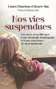 illustration de livre Nos vies suspendues