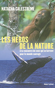 illustration de livre Les héros de la nature