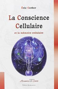 illustration de livre La conscience cellulaire