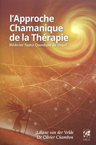 illustration de livre L'approche chamanique de la Thérapie