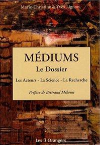illustration de livre Médiums : Le Dossier
