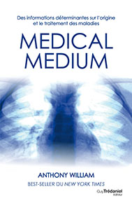 illustration de livre Medical medium