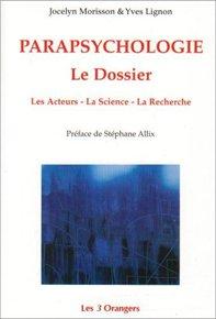 illustration de livre Parapsychologie : Le Dossier