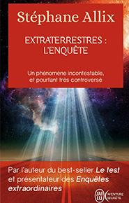 illustration de livre Extraterrestres : L'enquête