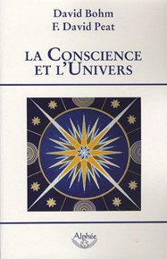 illustration de livre La Conscience et l'Univers