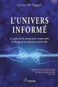 illustration de livre L'univers informé