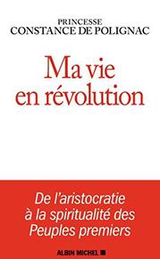 illustration de livre Ma vie en révolution