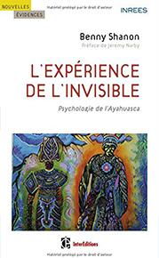 illustration de livre L'expérience de l'invisible