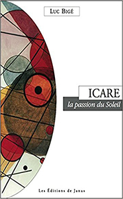 illustration de livre Icare, la passion du Soleil