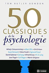 illustration de livre 50 classiques de la psychologie