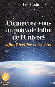 illustration de livre Connectez-vous au pouvoir infini de l'Univers