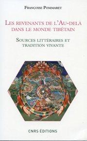 illustration de livre Les revenants de l'au-delà dans le monde tibétain