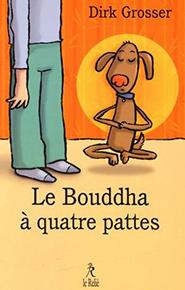 illustration de livre Le Bouddha à quatre pattes