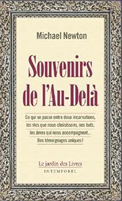 illustration de livre Souvenirs de l'Au-Delà