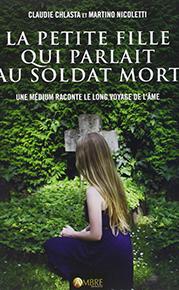 illustration de livre La petite fille qui parlait au soldat mort