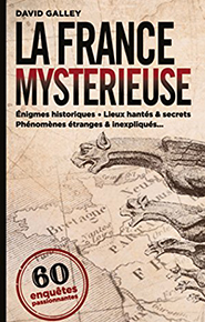 illustration de livre La France mystérieuse