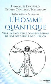 illustration de livre L'homme quantique