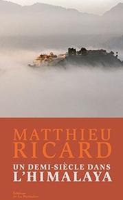 illustration de livre Un demi-siècle dans l'Himalaya