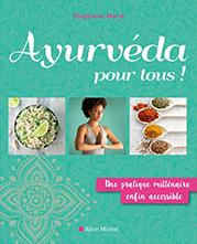 illustration de livre Ayurveda pour tous !