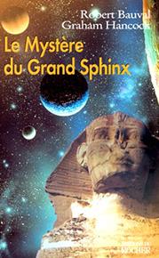 illustration de livre Le Mystère du Grand Sphinx