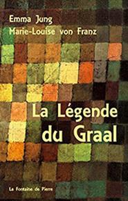 illustration de livre La légende du Graal
