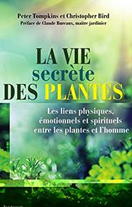 illustration de livre La vie secrète des plantes