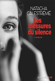 illustration de livre Les blessures du silence