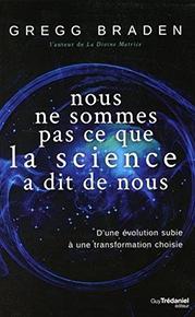 illustration de livre Nous ne sommes pas ce que la science a dit de nous