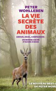 illustration de livre La vie secrète des animaux