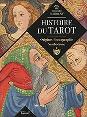 illustration de livre Histoire du tarot