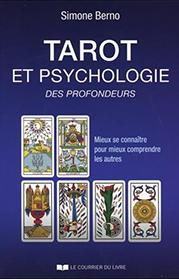 illustration de livre Tarot et psychologie des profondeurs
