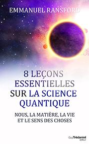 illustration de livre 8 leçons essentielles sur la science quantique