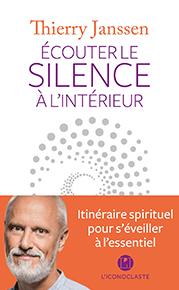 illustration de livre Écouter le silence à l'intérieur