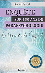 illustration de livre Enquête sur 150 ans de parapsychologie