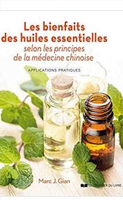 illustration de livre Les bienfaits des huiles essentielles