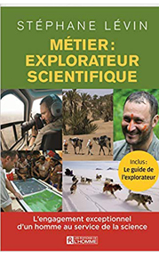 illustration de livre Métier : explorateur scientifique