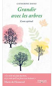 illustration de livre Grandir avec les arbres