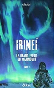illustration de livre Irinei et le grand secret du mamouth