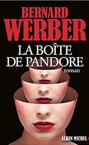 illustration de livre La boite de Pandore