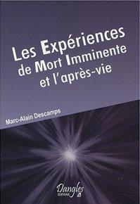 illustration de livre Les expériences de mort imminente et l'après-vie