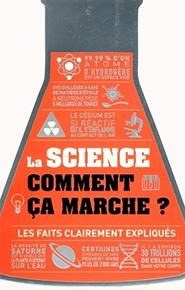 illustration de livre La science comment ça marche ?