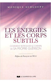 illustration de livre Les énergies et les corps subtils