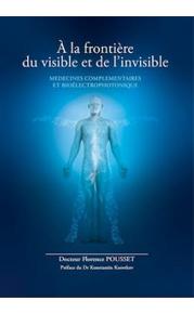 illustration de livre A la frontière du visible et de l'invisible