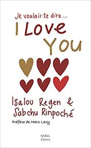 illustration de livre Je voulais te dire I Love You