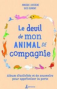 illustration de livre Le deuil de mon animal de compagnie