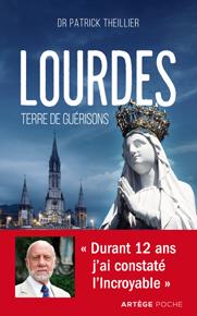 illustration de livre Lourdes