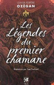 illustration de livre Les légendes du premier chamane