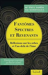 illustration de livre Fantômes, Spectres et Revenants