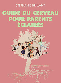 illustration de livre Guide du cerveau pour parents éclairés